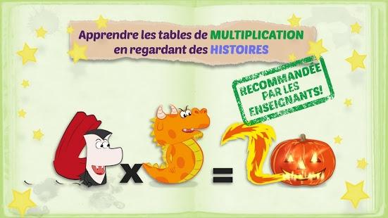 Mathemagics les enfants apprennent les tables de - Tables de multiplication en s amusant ...