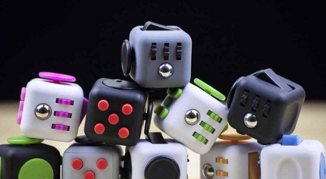 Minicube : Un excellent anti-stress pour le bureau