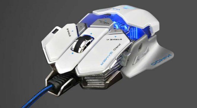 THE G-LAB KULT 400/W : Test d'une souris gaming taillée pour les MOBA