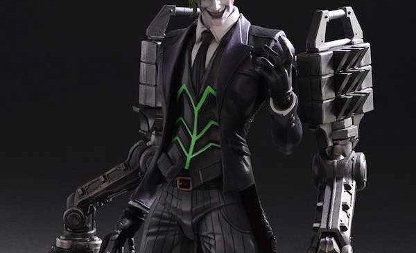 La figurine la plus cool du Joker a été inventée par Tetsuya Nomura