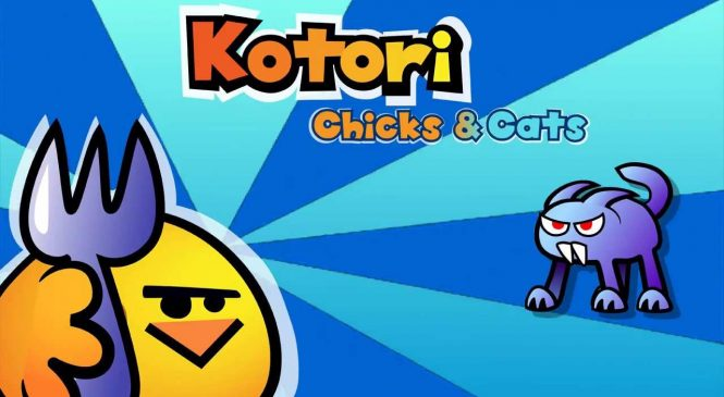 Kotori Chicks and Cats : Un jeu lemmings-like addictif sur Android