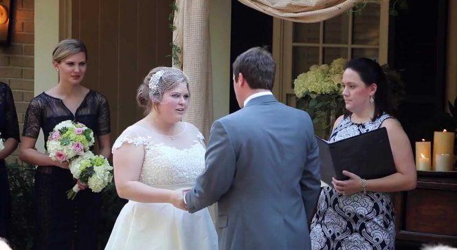 La maire ruine totalement la cérémonie de mariage d'un jeune couple