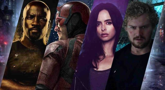 Marvel's The Defenders : La série Netflix avec Daredevil, Jessica Jones et Luke Cage