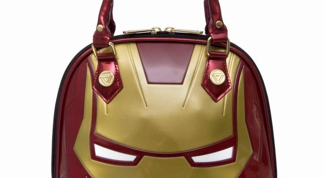 Des sacs à main Marvel au top pour les geekettes