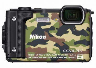 Nikon Coolpix W300 : La caméra 4K taillée pour les sports extrêmes