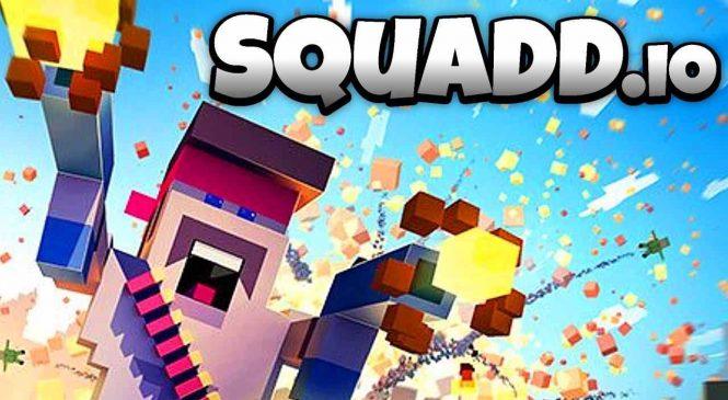 Squadd.io : Un FPS multijoueur et gratuit avec des affrontements survoltés