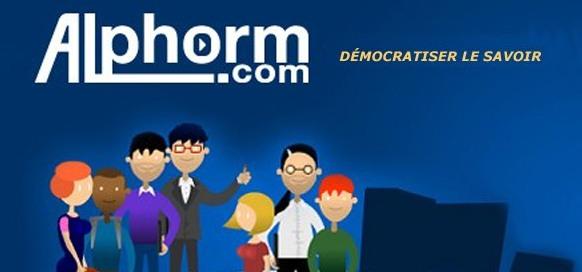 Alphorm : Se former et suivre des cours d'informatique en ligne