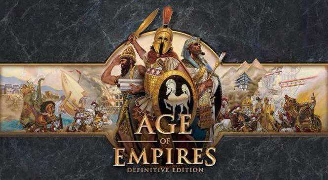 Age of Empires Definitive Edition : Le célèbre jeu de stratégie remastérisé en 4K