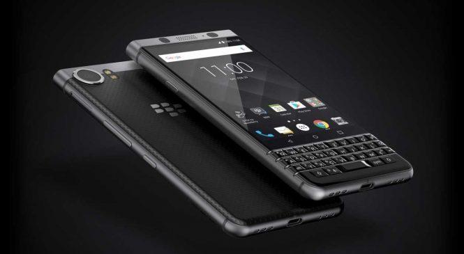 KEYOne : Blackberry est de retour et vous allez aimer ça !