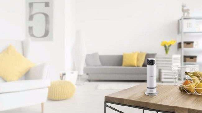 Bosch Smart Home : Test de la caméra de sécurité intérieure 360°