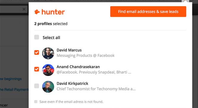 Trouver les emails des responsables d'un site web