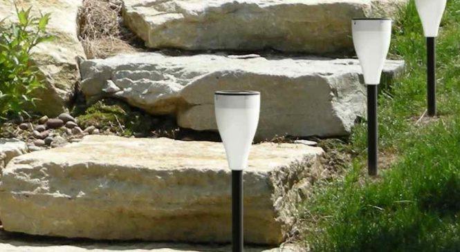 Des lampes Led à moins de 30 euros qui sont parfaites pour un jardin