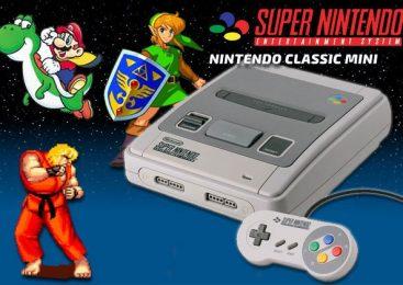 Le grand retour de la Super Nintendo dans une version Mini