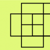 Combien de carrés vois-tu ? Indice : 95 % des gens en louperont 2