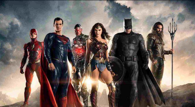 Justice League : Un max de super-héros dans un film immanquable