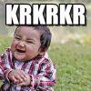 Que signifie krkrkr ? Je vous explique tout