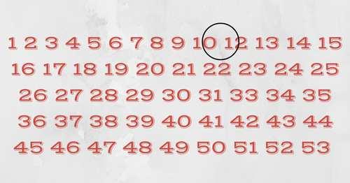 Combien de temps pour trouver les nombres manquants ce casse t te n 39 est pas si facile que a - Combien de temps pour que le gazon pousse ...