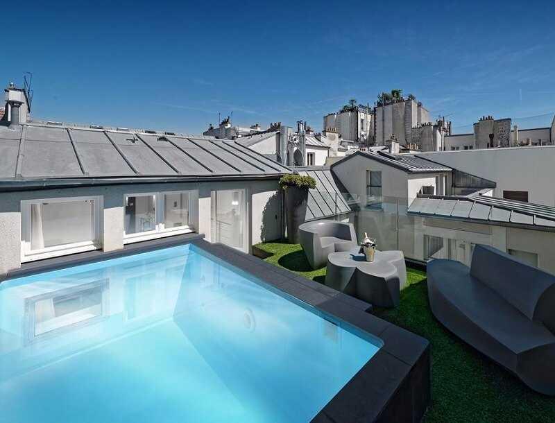 Top 3 des plus belles chambres d h tels avec piscine for Hotel a dieppe avec piscine