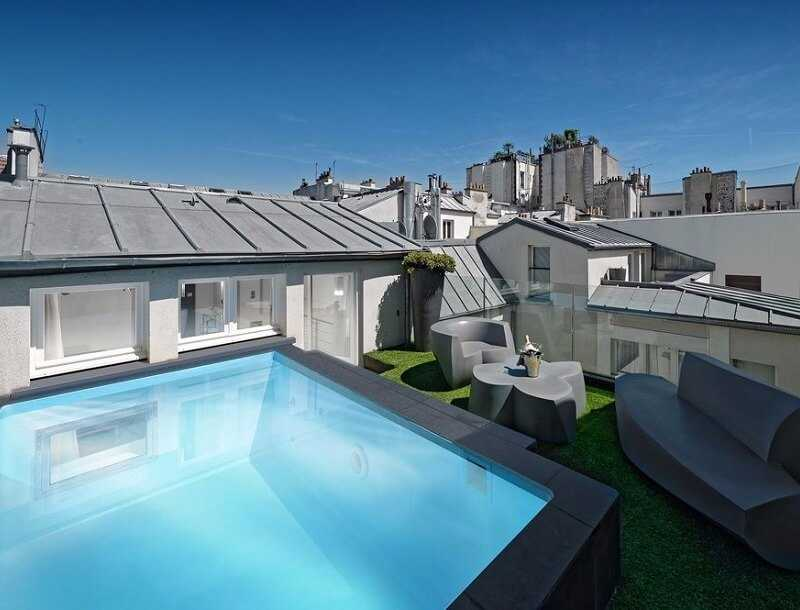 Hotel   Cannes Piscine