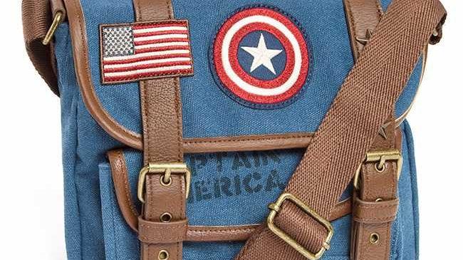 Captain America : Une superbe besace sous licence officielle