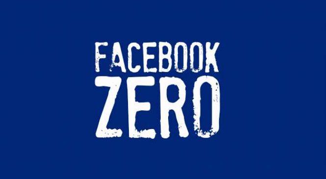 Facebook Zero : Mise à jour contre les fake news et les articles de mauvaise qualité