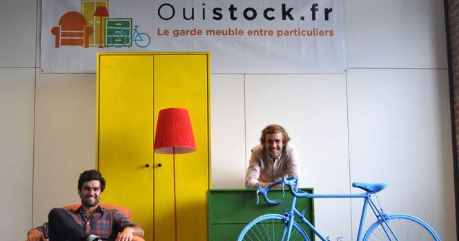 Ouistock.fr : Louer un garde meuble entre particuliers