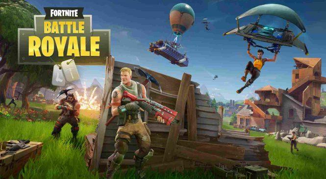 Le jeu Fortnite lance son mode Battle Royale