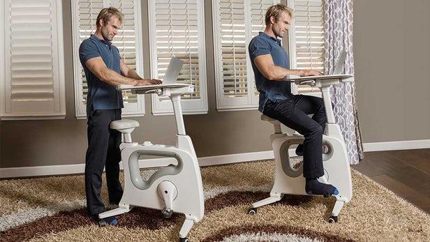 Deskcise Pro : Travailler en faisant de l'exercice grâce à ce bureau