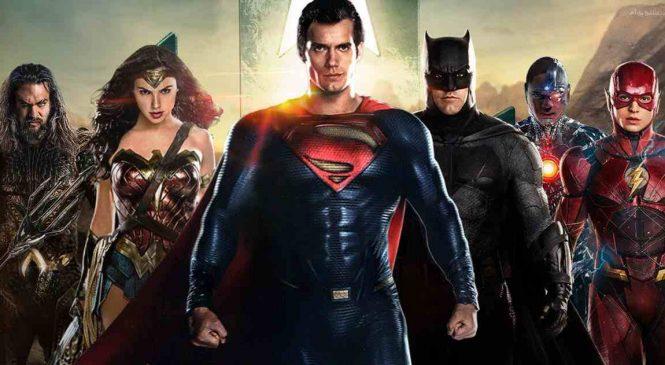 Justice League : Streaming VF, Trailer et Casting du Film