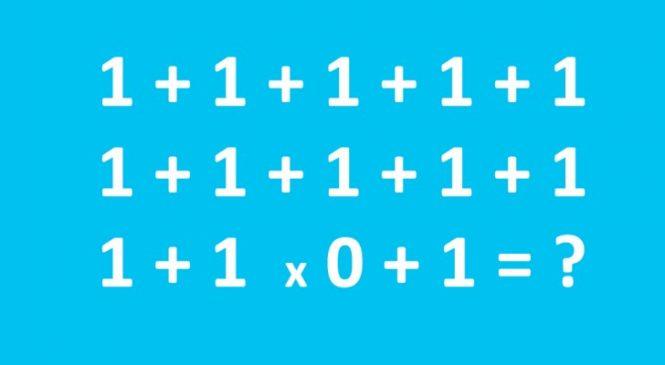 Énigme du jour : Essayez de la résoudre !