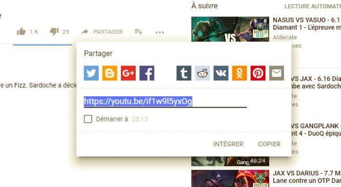 Comment lancer une vidéo Youtube automatiquement ?