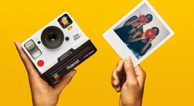 Polaroid fête son grand retour avec un nouvel appareil photo instantané