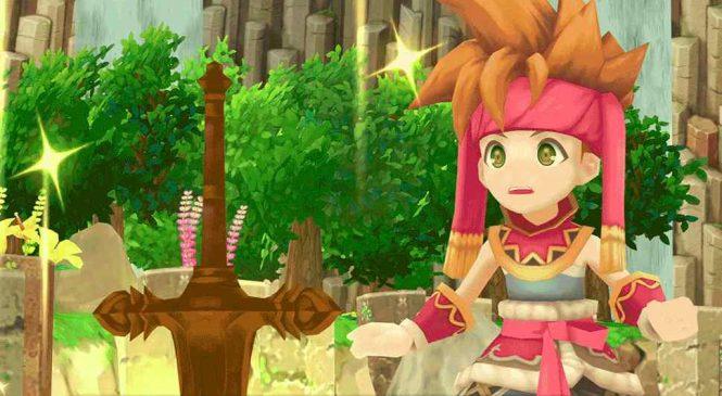 Secret of Mana : Un remake prévu sur PS4, PC et PS Vita