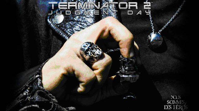 Des bijoux collector pour la sortie remastérisée de Terminator 2