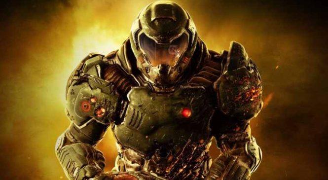 Nintendo Switch : Doom, le FPS futuriste débarque le 10 novembre
