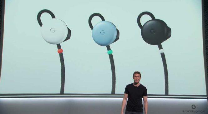 Google Pixels Buds : Des écouteurs capables de traduire 40 langues