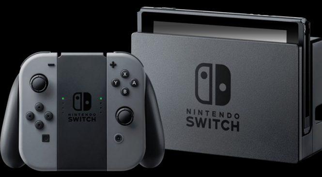 Nintendo Switch : Il est temps pour toi de l'acheter jeune Padawan