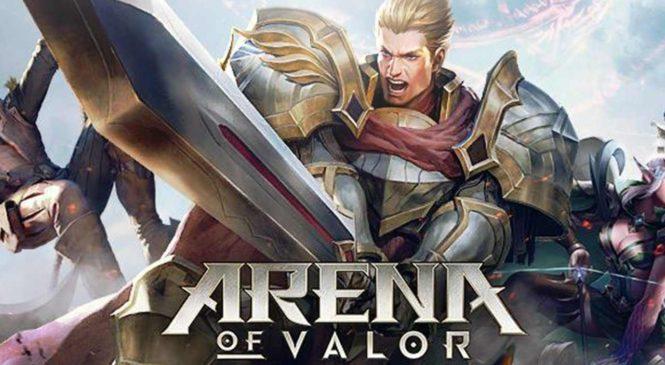 Arena of Valor : Le MOBA mobile le plus populaire du monde s'améliore