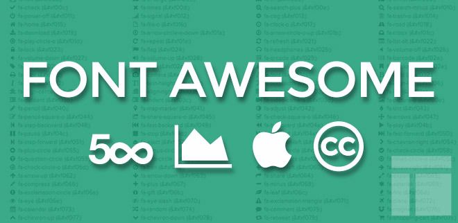 Font Awesome : Comment l'installer et faire apparaître des icônes ?