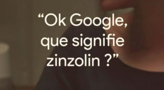 Que signifie Zinzolin ? (Définition et explication)
