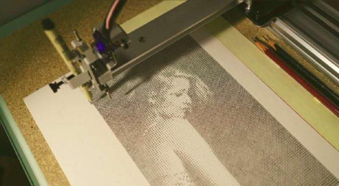 Algorithme : Votre portrait dessiné par un robot