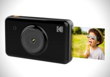 Kodak MINI SHOT : Appareil photo instantané à moins de 100 euros