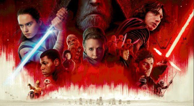 Star Wars Les Derniers Jedi 2017 Streaming VF
