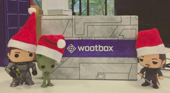 Avis Wootbox : Recevez tous les mois des produits geek + Code Promo