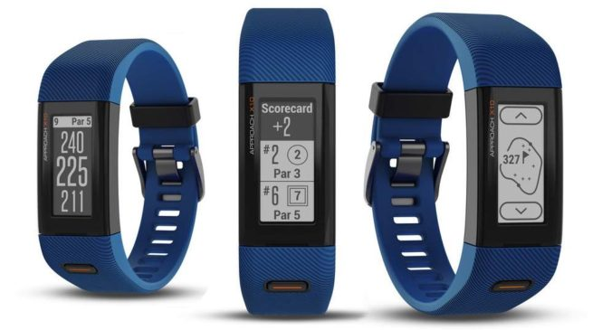 Garmin Approach X10 : Un bracelet connecté pas cher pour le golf