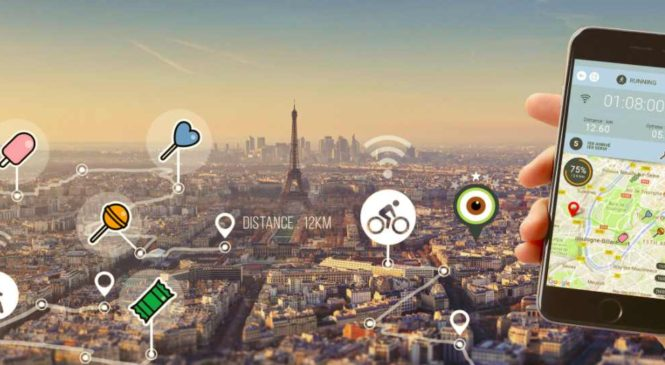 Urban'r : L'application qui motive à faire plus de sport par le jeu