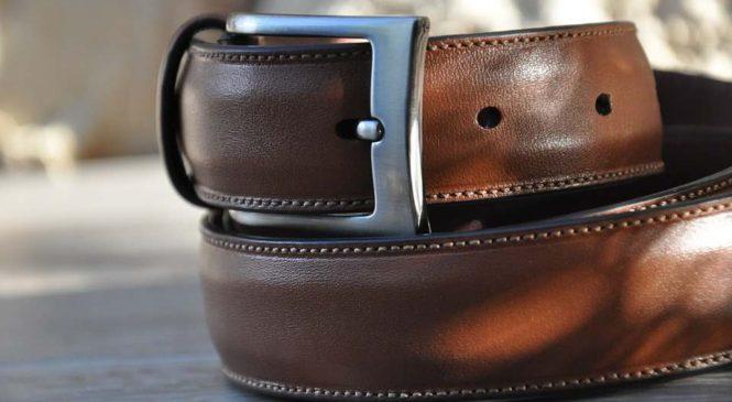 Les plus belles ceintures pour homme (Guide et conseil masculin)