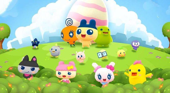 Le jeu Tamagotchi débarque le 15 mars 2018 sur Android et iOS