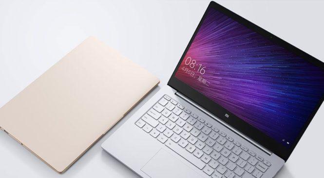 Xiaomi Mi Notebook Air : Le test complet et mon avis