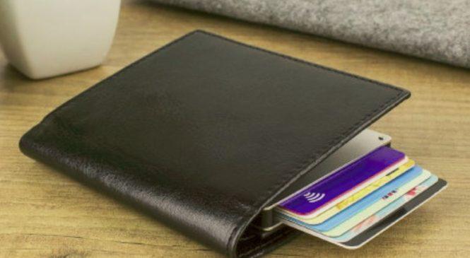 Pourquoi un portefeuille anti-RFID (Anti-vol de données) est important ?